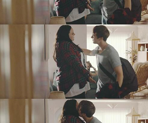 my mad fat diary, kiss, and love image