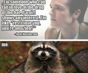 josh hutcherson, josh, and quote image