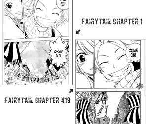 fairytail, Lucy, and natsu image