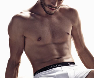 hot boy, Jamie Dornan, and 50 shades of grey image