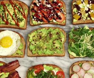 avocado, delicious, and diy image