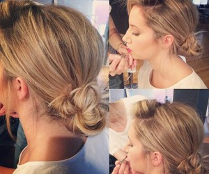ashley tisdale, hair, and hairstyle image