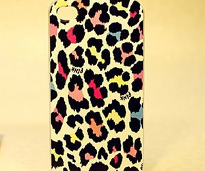 case and leopard image