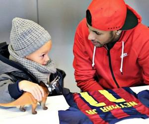 neymar jr, davi lucca, and neymar image