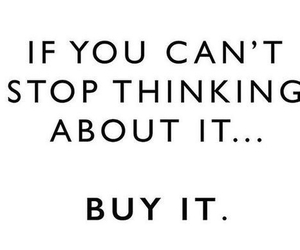 shopping, quote, and true image