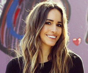 beauty, smile, and louise roe image