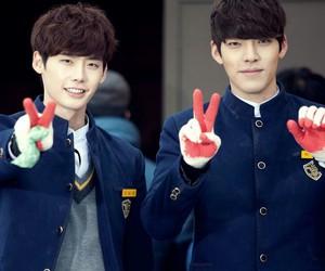 lee jong suk, school 2013, and lee jongsuk image