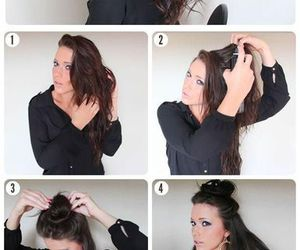 fashion, fashion girl, and hair style image