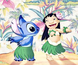 disney, lilo, and wallpaper image
