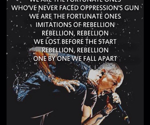 rebellion and linkin park image