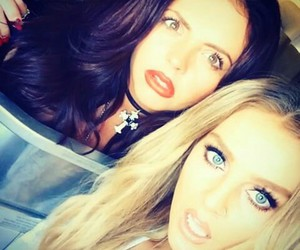 jesy nelson and perrie edwards image