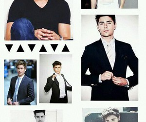 wallpaper and zac efron image