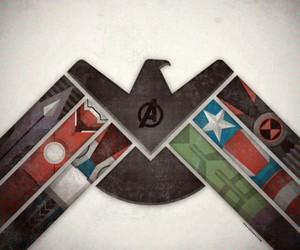 Avengers, iron man, and Hulk image