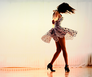 dance, girl, and cute image