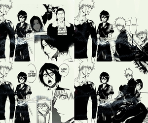 anime, bleach, and IR image