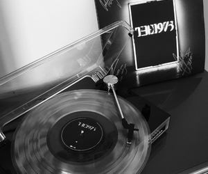 the 1975, alternative, and black and white image