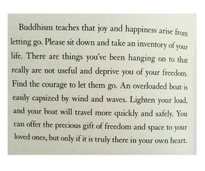 Buddha, buddhism, and freedom image