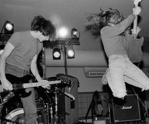 80's, grunge, and nirvana image