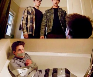 teen wolf, dylan o'brien, and season 4 image