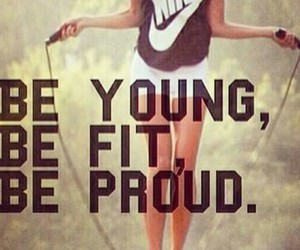 fit, proud, and young image