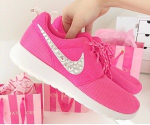 lovely, nike, and pink image