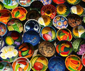 colours and mexico image