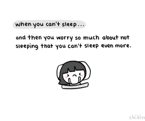 black and white and chibird image
