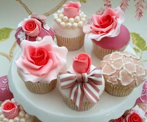 beautiful, cup, and cupcake image