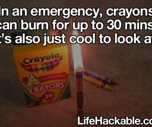cool, creative, and life hack image