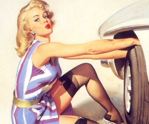 gil elvgren, Pin Up, and pinup image