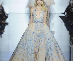 Zuhair Murad, fashion, and dress image