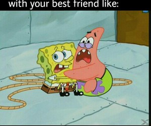 best friends, fun, and funny image
