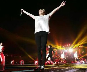 on the road again, niall horan, and one direction image