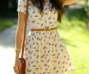 beautiful, dress, and clothes image