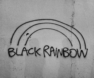 black, wall, and grunge image