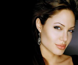 actress, Angelina Jolie, and beauty image