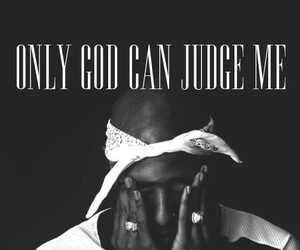 tupac, god, and 2pac image