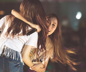 snsd, jessica, and yulsic image