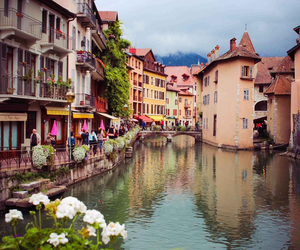 travel, beautiful, and france image