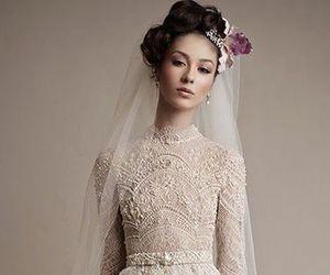 bride, scenario, and details image
