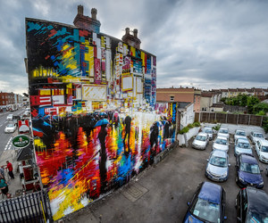 Bristol, bedminster, and north street image