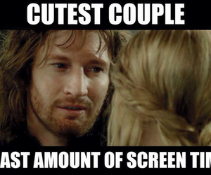 couple, eowyn, and exactly image