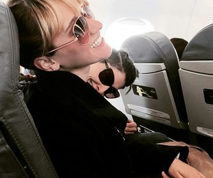 ashley, sunglasses, and ha ash image