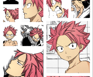 fairy tail, natsu, and natsu dragneel image