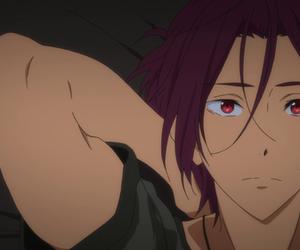 rin matsuoka and anime image