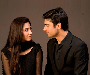 mahira khan and fawad khan image