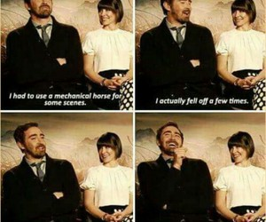 evangeline lilly, lee pace, and the hobbit image