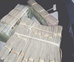 money, cash, and goals image
