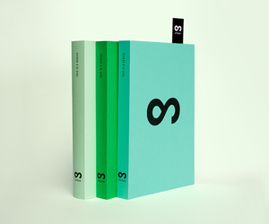 book, branding, and color image