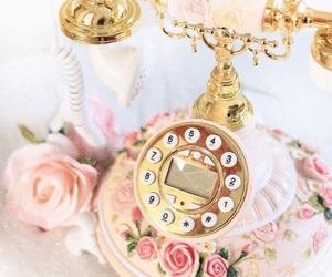 vintage, cute, and pink image